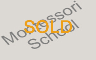 SOLD! (Montessori School)